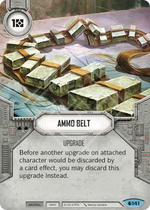 Ammo Belt