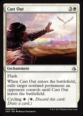 Cast Out - Foil