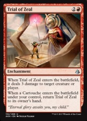 Trial of Zeal - Foil