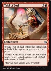 Trial of Zeal - Foil