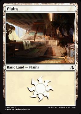 Plains (257) - Foil