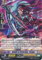 Knight of Selection,  Fergus - G-BT10/049EN - C on Channel Fireball