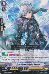 Fractious Knight, Aldan - G-BT10/051EN - C on Channel Fireball