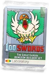 100 Swords - Great Garuda Dungeon Builder Exp.