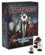 Starfinder Pawns: Alien Archive Pawn Box