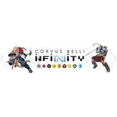 Infinity - Nomads: Gecko Pilot