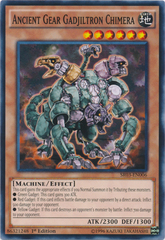 Ancient Gear Gadjiltron Chimera - SR03-EN006 - Common - 1st Edition
