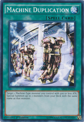 Machine Duplication - SR03-EN029 - Common - 1st Edition on Channel Fireball
