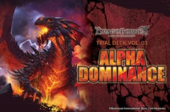 Dragoborne-Rise To Supremacy: Alpha Dominance Trial Deck