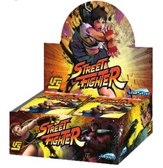 UFS Street Fighter CCG Booster Box