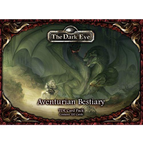 The Dark Eye: Aventurian Bestiary Card Pack