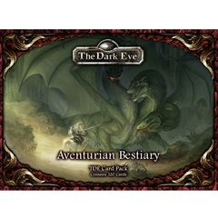 The Dark Eye: Aventurian Bestiary Card Pack