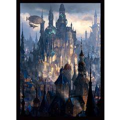 Legion Matte Sleeves: Veiled Kingdoms - St. Levin