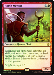 Harsh Mentor - Foil - Prerelease Promo