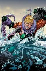 Aquaman Tp Vol 03 Crown Of Atlantis (Rebirth)