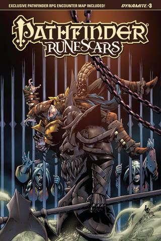 Pathfinder: Runescars #3 (Cover A - Lau)