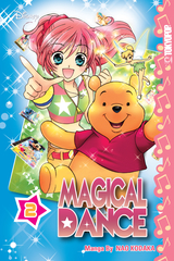 Disney Manga Magical Dance Graphic Novel Vol 02