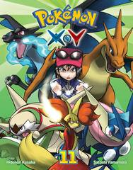 Pokemon XY Graphic Novel Vol 11