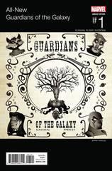 All New Guardians Of Galaxy #1 Veregge Hip Hop Var