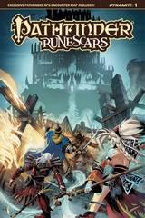 Pathfinder: Runescars #1 (Cover A - Lau)
