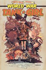 Tank Girl: World War Tank Girl #4 (Of 4) (Cover A - Parson) (Mature Readers)