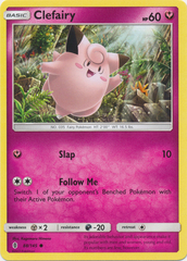 Clefairy - 88/145 - Common