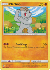 Machop - 62/145 - Common
