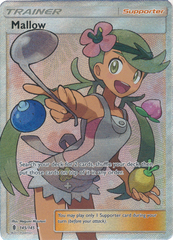Mallow - 145/145 - Full Art Ultra Rare