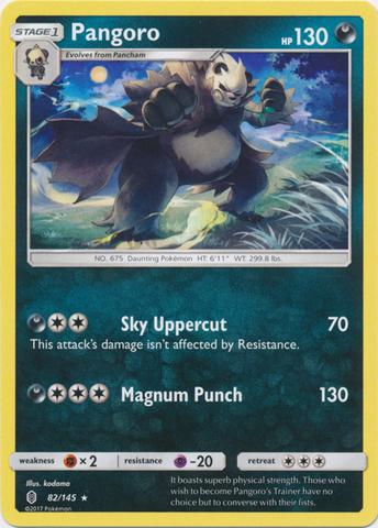VANILLUXE RARE POKEMON SUN /& MOON GUARDIANS RISING CARD 35//145