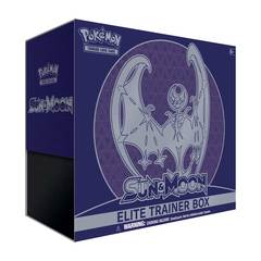 Sun & Moon - Base Set Elite Trainer Box - Lunala