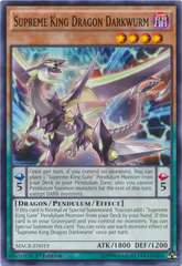 Supreme King Dragon Darkwurm - MACR-EN019 - Common - 1st Edition