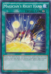 Magician's Right Hand - MACR-EN049 - Common - 1st Edition