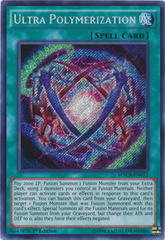 Ultra Polymerization - MACR-EN052 - Secret Rare - 1st Edition on Channel Fireball