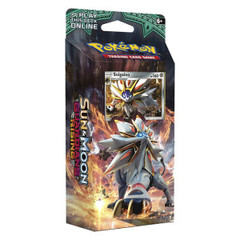 Sun & Moon - Guardians Rising Theme Deck - Solgaleo