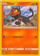 Litten - SM02 - Promo - SM Black Star Promo on Channel Fireball