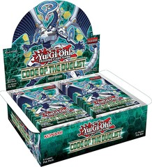 Code of the Duelist Booster Box 1st Edition