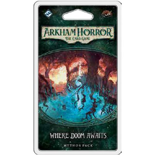 Arkham Horror Lcg: Where Doom Awaits - Mythos Pack