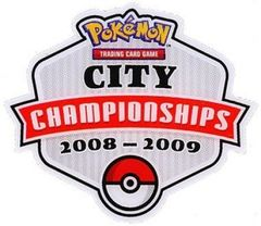 City Championships 2008-2009 Pin