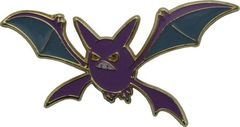 Crobat Collector's Pin