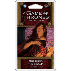 A Game of Thrones LCG (Second Edition) - Guarding the Realm Chapter Pack
