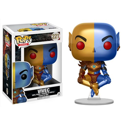 Pop! Games 221: The Elder Scrolls: Morrowind - Vivec