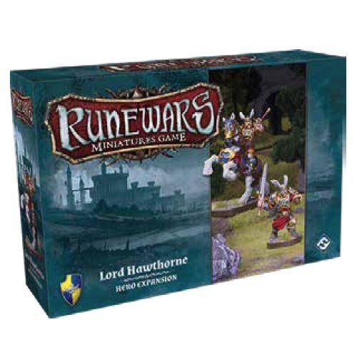 Runewars Miniatures Game: Lord Hawthorne Expansion Pack