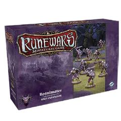 Runewars Miniatures Game: Reanimates Expansion Pack
