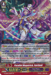 Parallel Megatrick, Fairfield - G-CHB03/001EN - GR on Channel Fireball