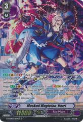 Masked Magician, Harri - G-CHB03/S09EN - SP on Channel Fireball