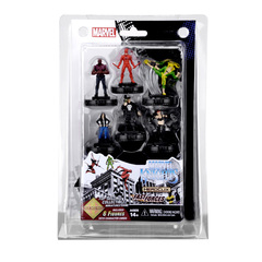 Marvel Knights HeroClix: Avengers/Defenders War Fast Forces