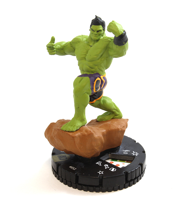 Vision 006 Common M//NM with Card Marvel Avengers Defenders War HeroClix