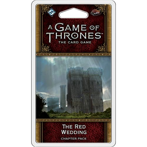 A Game of Thrones LCG (Second Edition) - The Red Wedding Chapter Pack