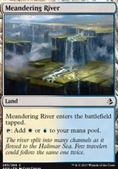 Meandering River (283/269) - Deckbuilder's Toolkit Exclusive Amonkhet