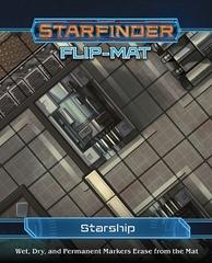 Starfinder Flip-Mat Starship